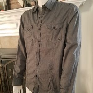 Fox Deluxe Button Up Long Sleeve Shirt